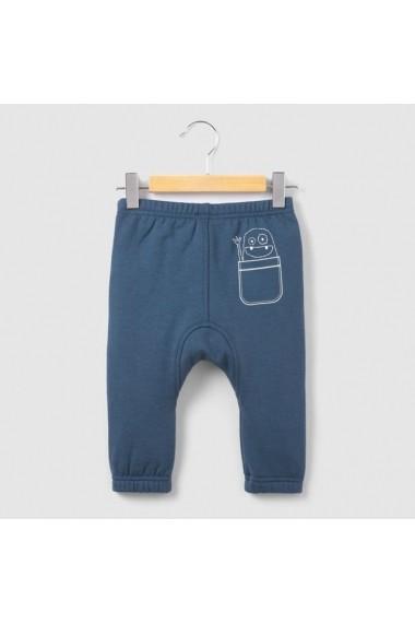 Pantaloni sport baieti R edition LRD-7310250 bleumarin - els