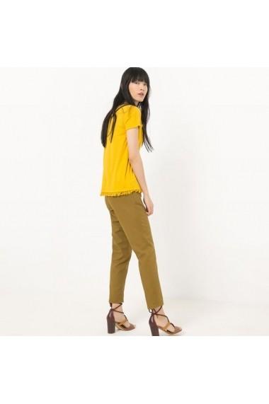 Pantaloni R edition 6105360 Kaki - els