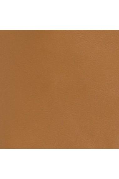 Geaca de piele R essentiel 5378141 maro
