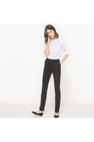 Pantaloni R essentiel 5952450 Negru - els