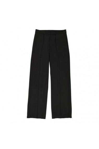 Pantaloni R essentiel 5876982 Negru - els