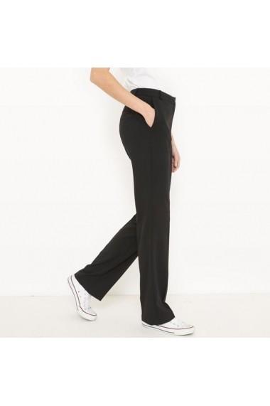 Pantaloni R essentiel 5879876 Negru - els