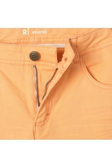 Pantaloni fete R essentiel LRD-2078554 portocaliu - els