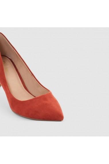Pantofi cu toc R essentiel 5173990 Bordo