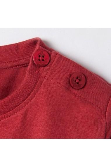 Bluza cu maneca lunga baieti R essentiel LRD-7464932 bleumarin - els