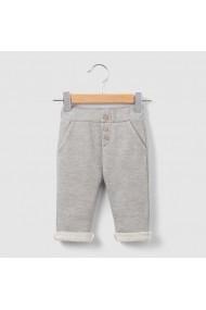 Pantaloni sport baieti R essentiel LRD-7413262 gri