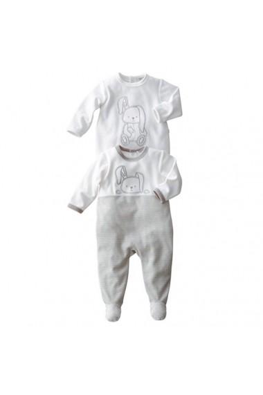 Pijama R essentiel 7133600 alb - els