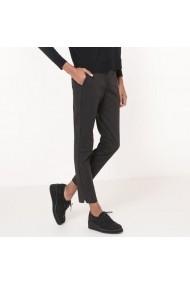 Pantaloni R essentiel 5951232 Negru - els
