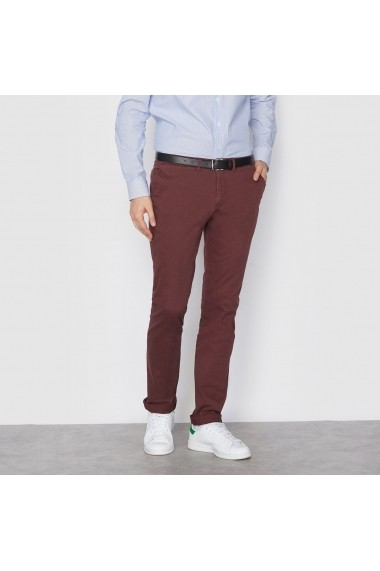 Pantaloni R essentiel 6538371 Rosu - els