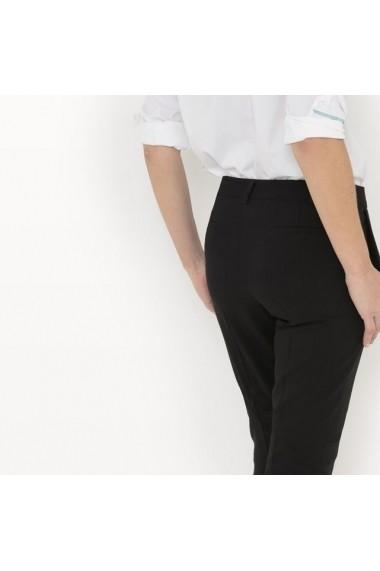 Pantaloni R essentiel 5876400 Negru - els