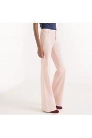 Pantaloni R essentiel 5777356 Roz - els