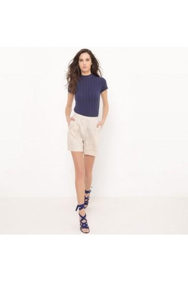 Pantaloni scurti R essentiel 2330210 Bej - els