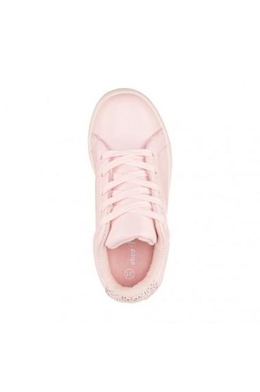 Pantofi sport ABCD`R 4496124 Roz pastel - els