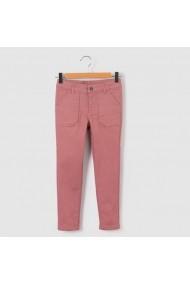 Pantaloni fete ABCD`R LRD-7316909 roz - els