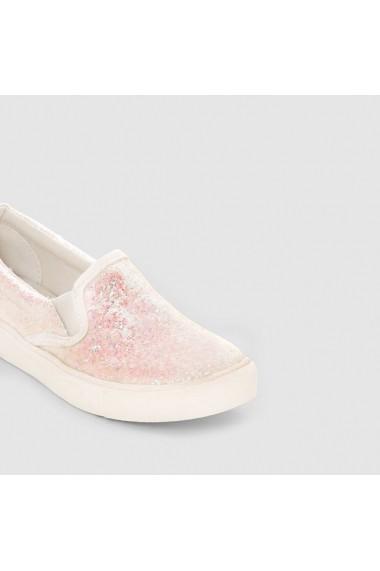 Pantofi sport fetite ABCD`R LRD-8117810 bej - els