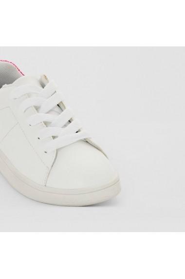 Pantofi sport fetite ABCD`R LRD-8284296 alb - els