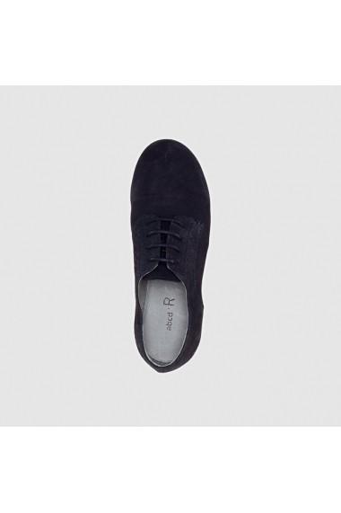 Pantofi fete ABCD`R LRD-5211174 bleumarin - els
