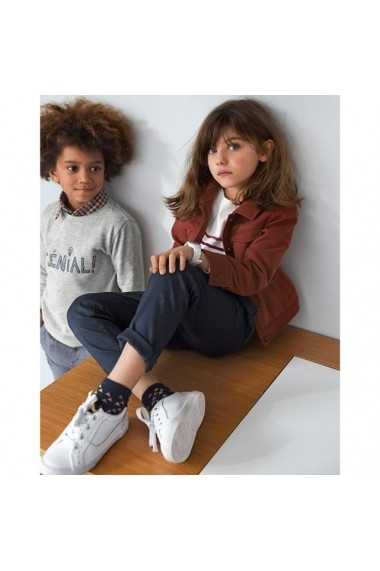 Pantaloni baieti ABCD`R LRD-7287224 bleumarin - els
