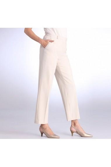 Pantaloni ANNE WEYBURN 4633458 Ecru - els
