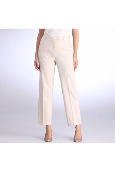 Pantaloni ANNE WEYBURN 4633458 Ecru