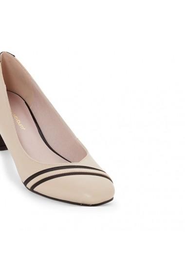Pantofi ANNE WEYBURN 8422052 Gri-bej