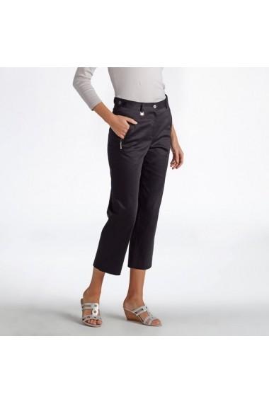 Pantaloni 3/4 ANNE WEYBURN 4537920 Negru