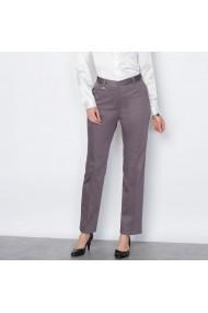 Pantaloni drepti ANNE WEYBURN 5842476 gri