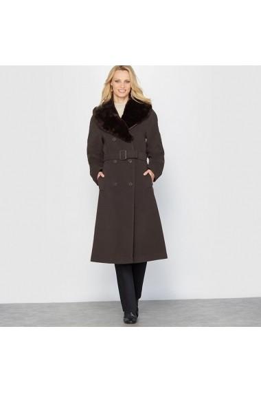 Palton ANNE WEYBURN 5869420 maro - els