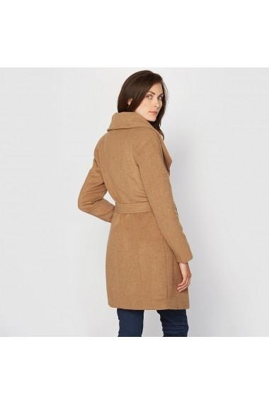 Palton ANNE WEYBURN 5581001 camel - els