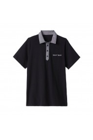 Tricou polo CASTALUNA FOR MEN 3392384 Negru