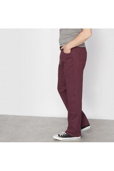 Pantaloni CASTALUNA FOR MEN 5890306 Bordo - els