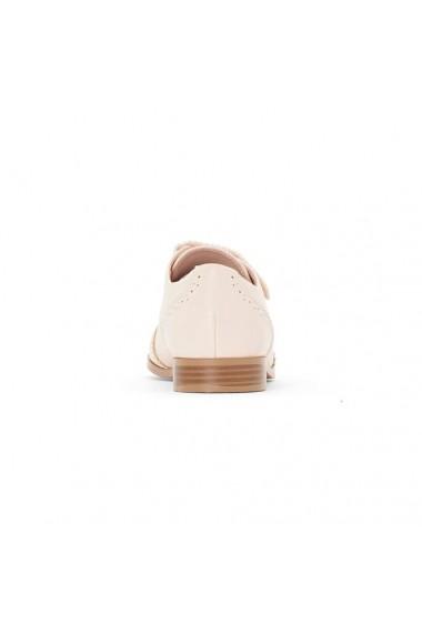 Pantofi Derby MADEMOISELLE R 4498623 nude - els