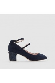 Pantofi cu toc MADEMOISELLE R 8403970 bleumarin