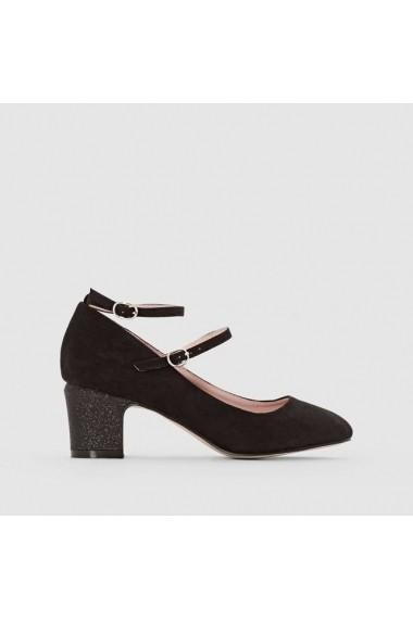 Pantofi cu toc MADEMOISELLE R 8403104 negru - els