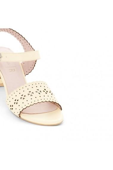 Sandale MADEMOISELLE R 4507746 Galben