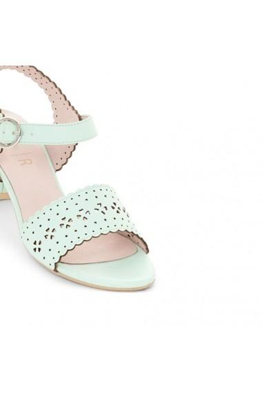 Sandale MADEMOISELLE R 4507770 Verde - els