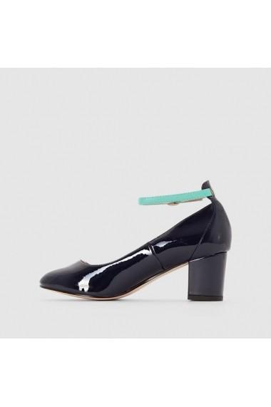 Pantofi cu toc MADEMOISELLE R 4571517 Bleumarin