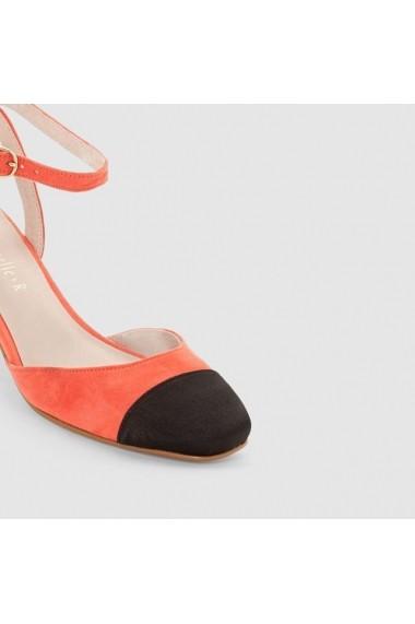 Pantofi cu toc MADEMOISELLE R 6900542 Rosu-corai