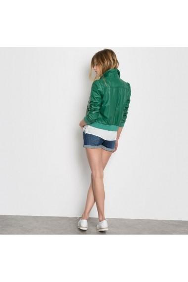 Jacheta de piele MADEMOISELLE R 4827902 verde