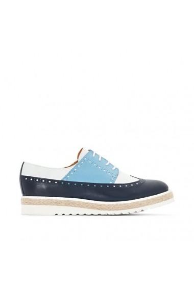 Pantofi ATELIER R 4548604 Bleumarin
