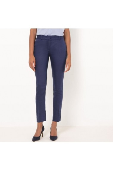 Pantaloni ATELIER R 5953901 Bleumarin - els