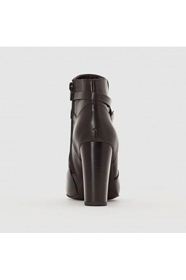 Botine ATELIER R 5211972 negru