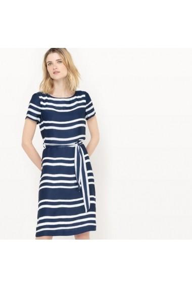 Rochie ATELIER R 5906962 alb, albastru - els