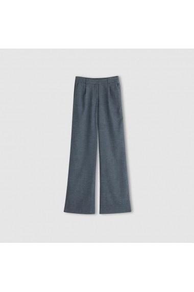 Pantaloni largi ATELIER R 6804519 albastru - els
