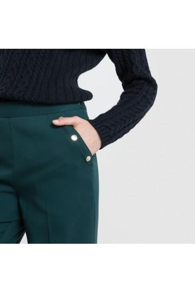 Pantaloni drepti ATELIER R 4928440 verde