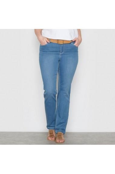Jeansi Boot cut TAILLISSIME 5900913 albastru