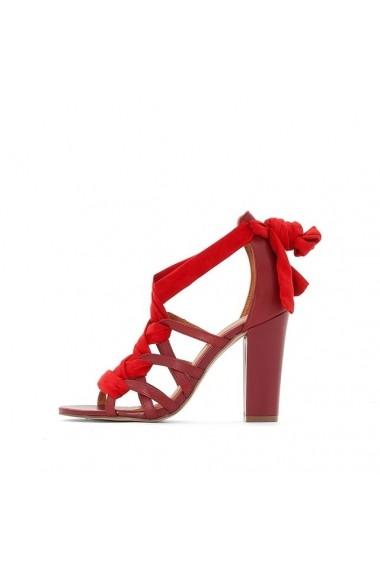 Sandale R STUDIO 4569024 Maro-caramiziu