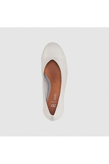 Pantofi R STUDIO 4553276 Gri - els