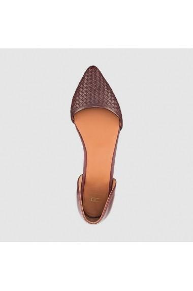 Pantofi R STUDIO 4551656 Bordo - els