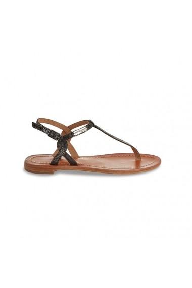 Sandale plate LES TROPEZIENNES par M BELARBI 4459652 Negru